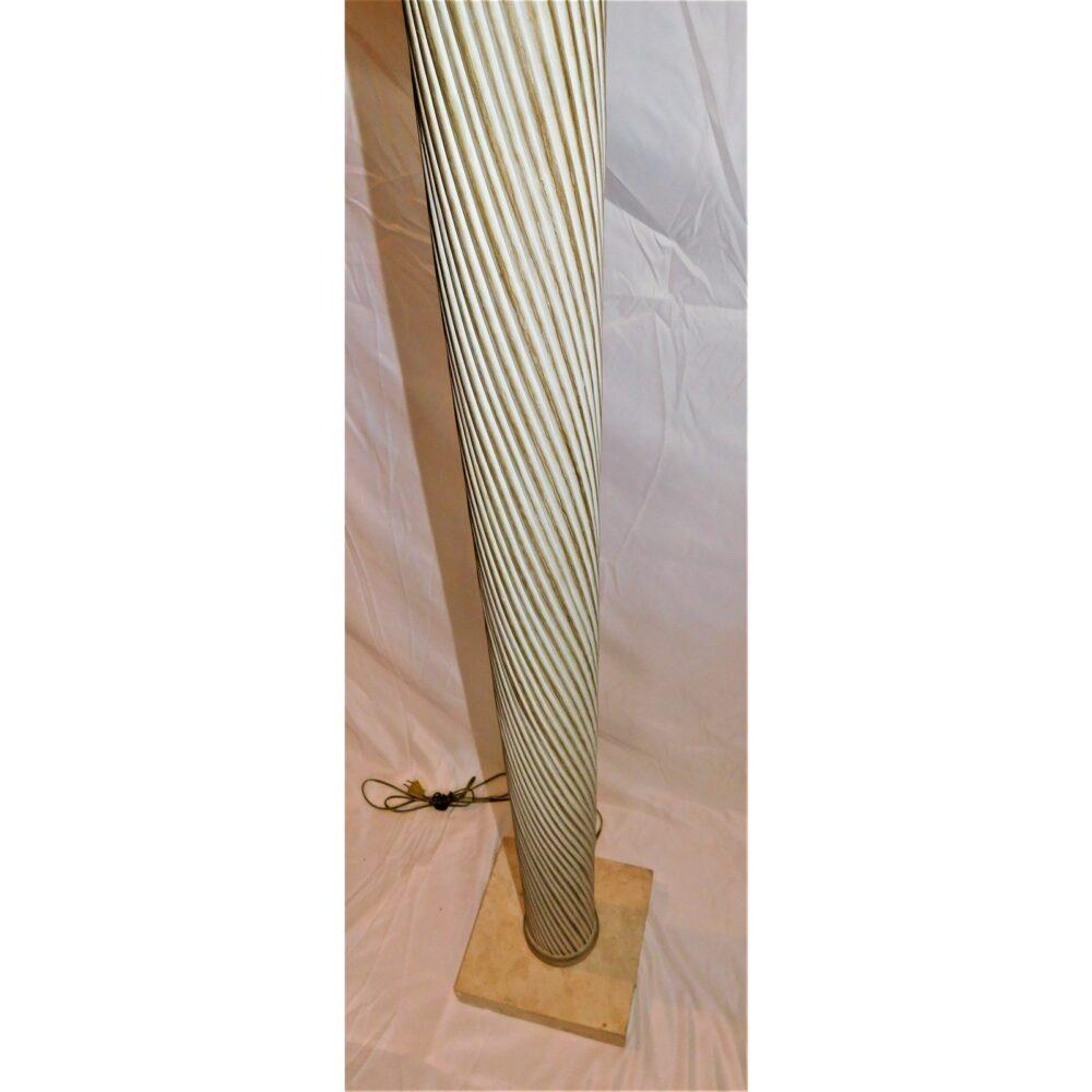 1980s-vintage-plaster-spiral-floor-lamp-4602