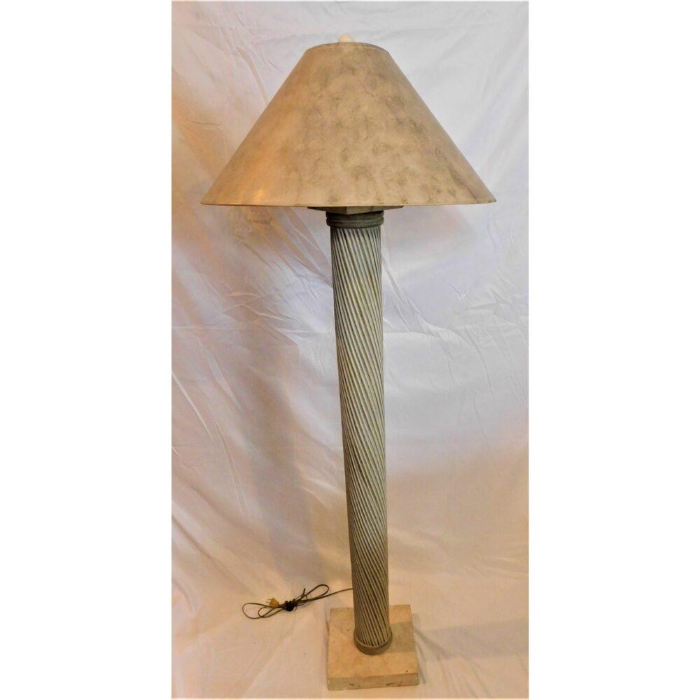 1980s-vintage-plaster-spiral-floor-lamp-4669