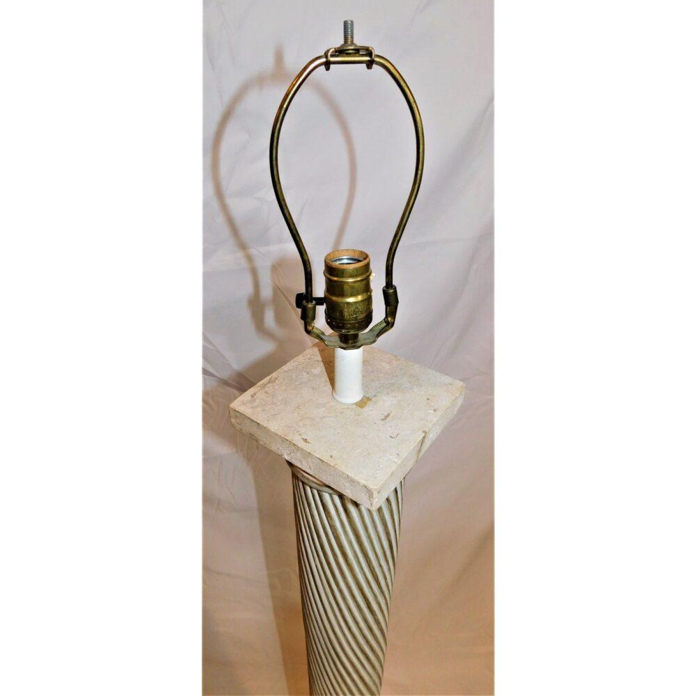 1980s-vintage-plaster-spiral-floor-lamp-5679
