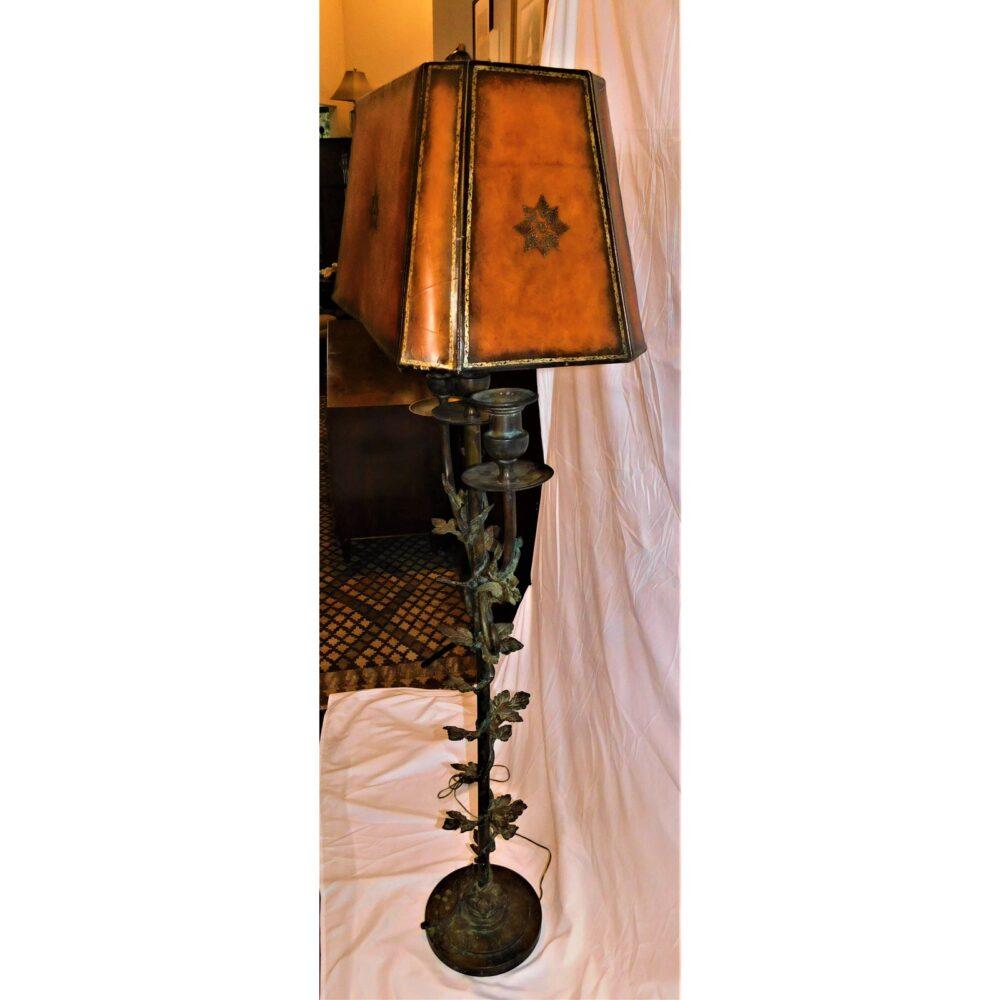 1990s-vintage-maitland-smith-wrought-iron-verdigris-floor-lamp-3641