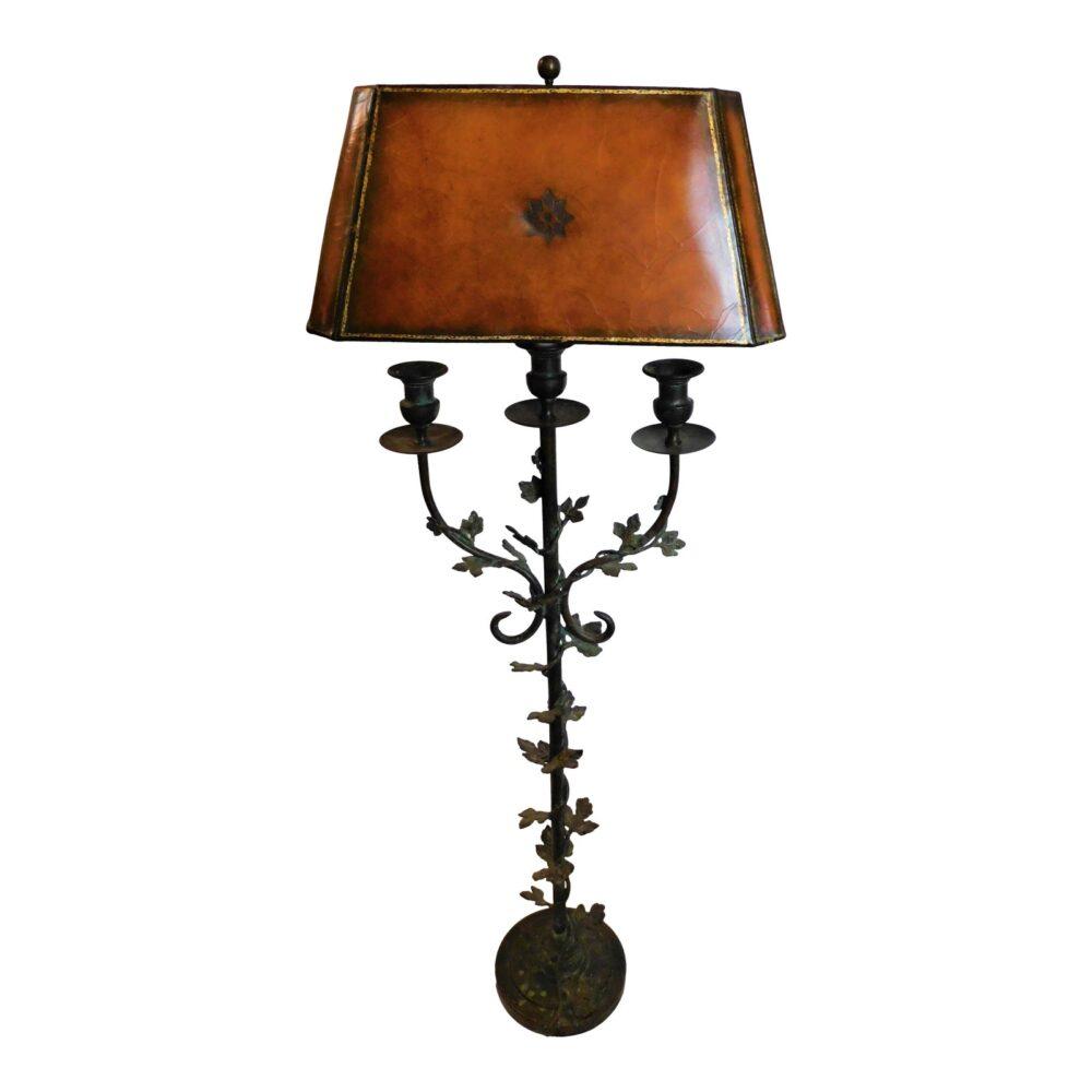 1990s-vintage-maitland-smith-wrought-iron-verdigris-floor-lamp-6767