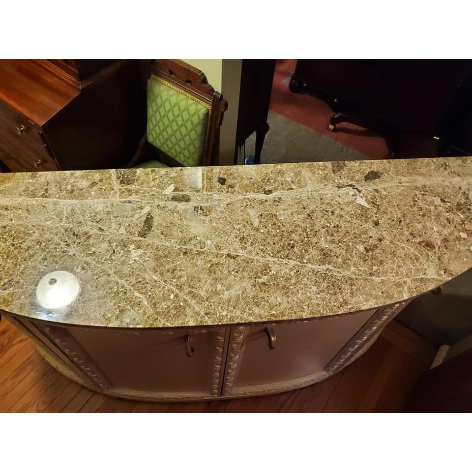 custom-italian-marble-top-demilune-sideboard-7988
