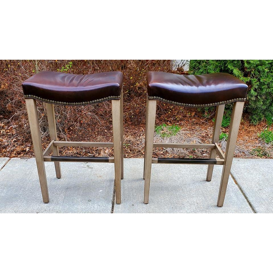 hickory-chair-madigan-backless-counter-stools-a-pair-1174