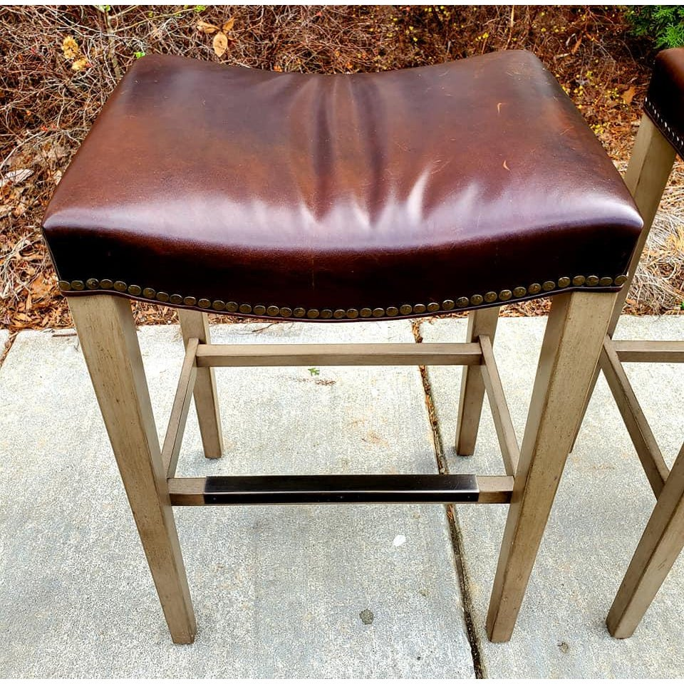 hickory-chair-madigan-backless-counter-stools-a-pair-3735