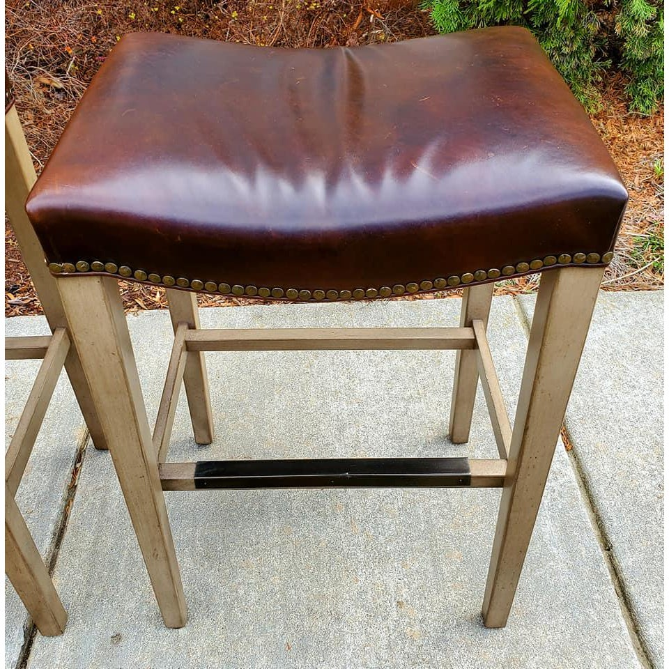 hickory-chair-madigan-backless-counter-stools-a-pair-4614