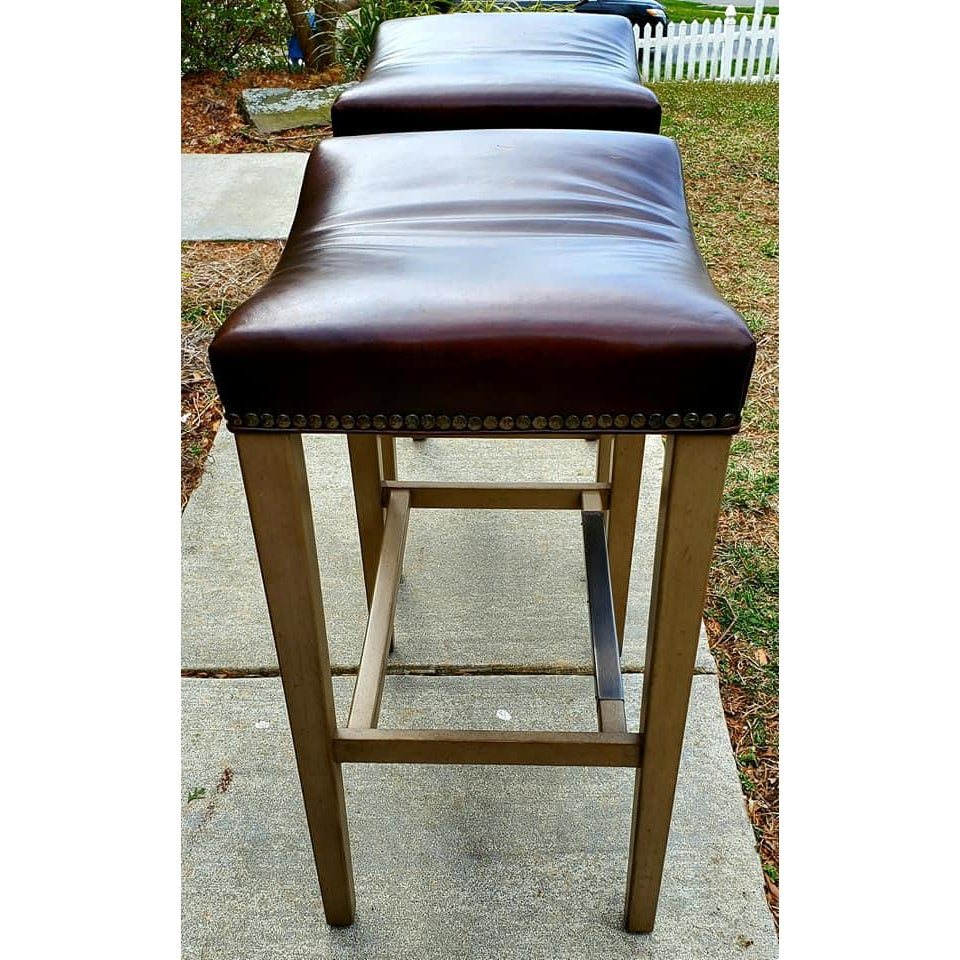 hickory-chair-madigan-backless-counter-stools-a-pair-5624
