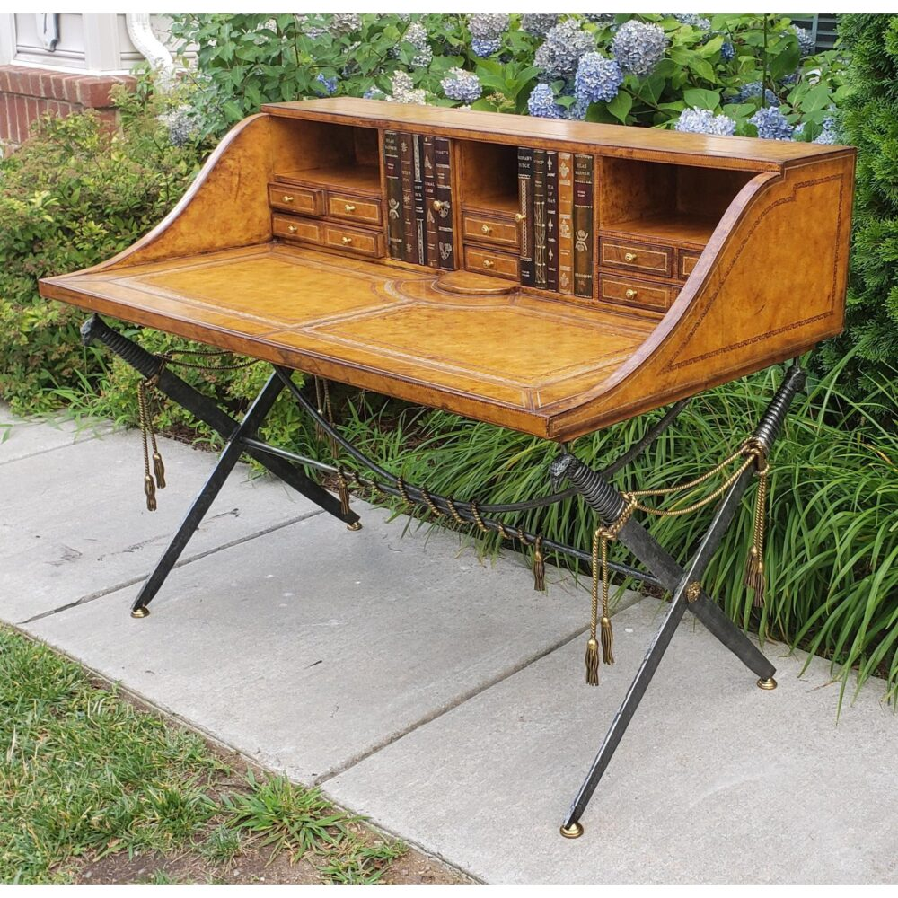 maitland-smith-leather-clad-campaign-secetary-desk-2583