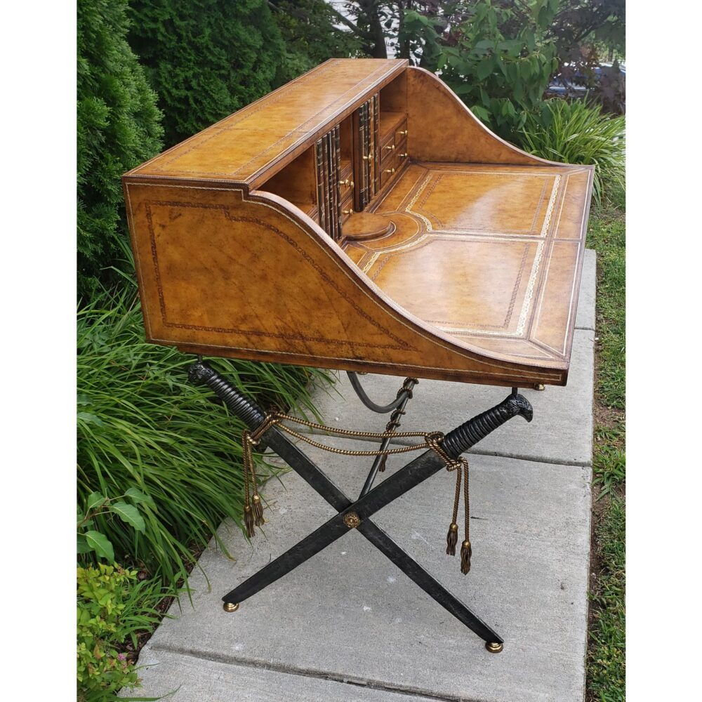 maitland-smith-leather-clad-campaign-secetary-desk-5689