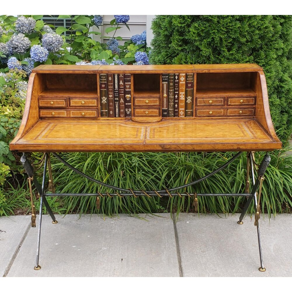 maitland-smith-leather-clad-campaign-secetary-desk-7714
