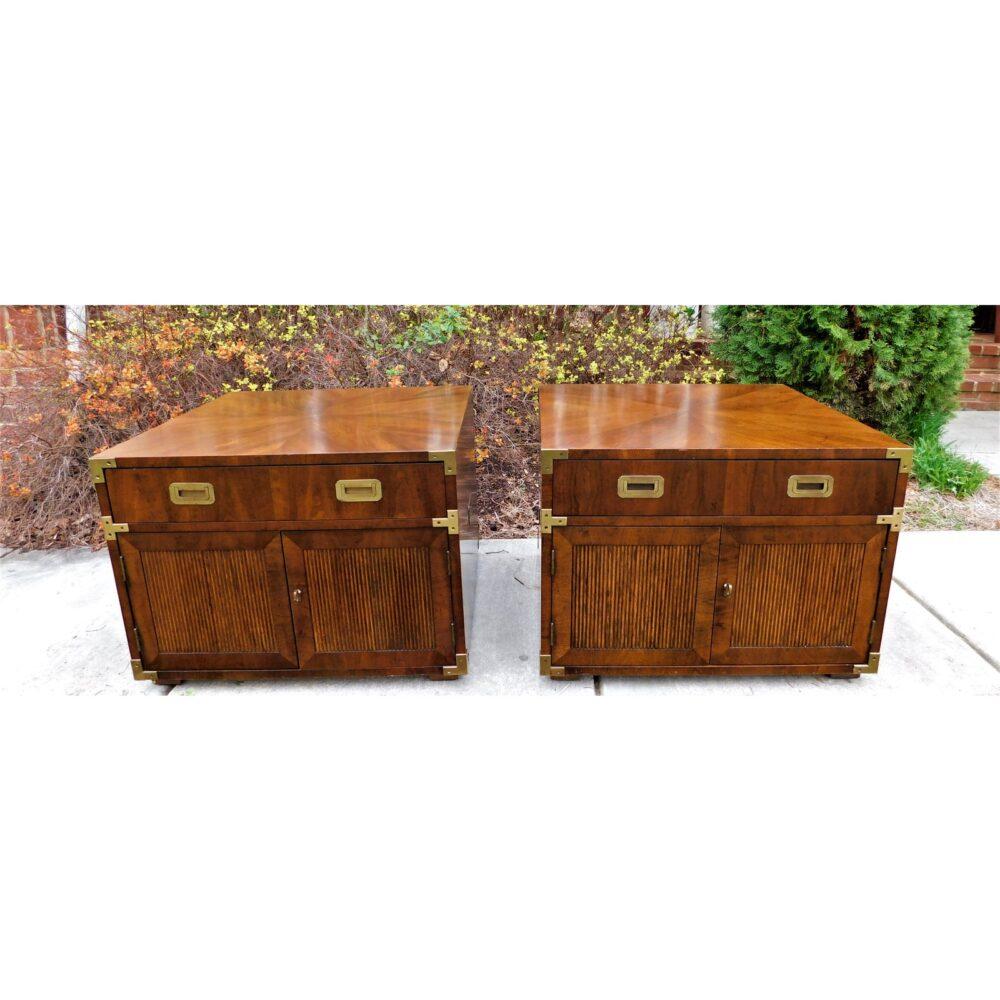 vintage-campaign-henredon-end-tables-a-pair-6941