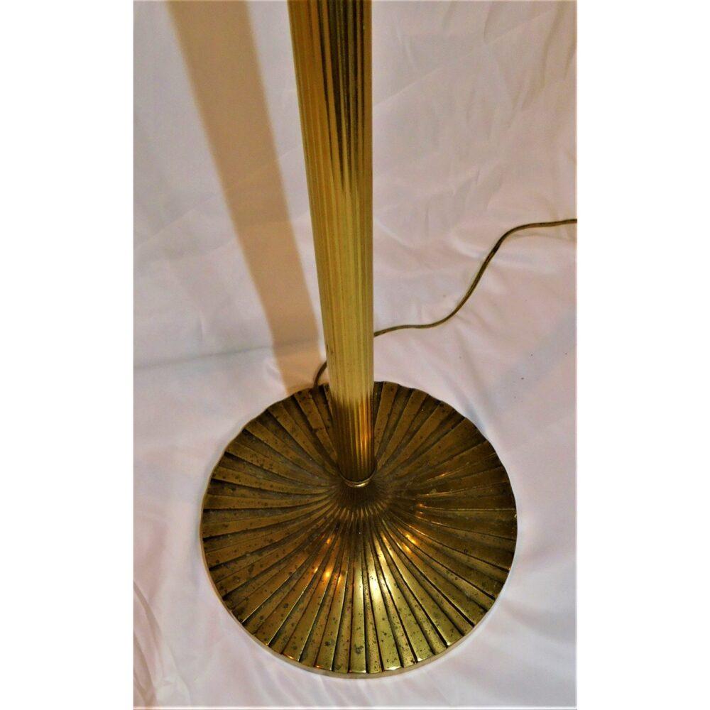 vintage-hollywood-regency-fluted-solid-brass-torchiere-floor-lamp-2893