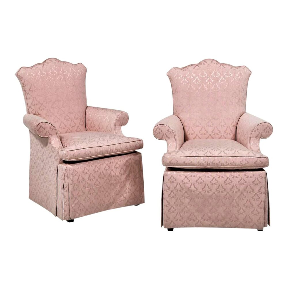baker-furniture-skirted-armchairs-a-pair-7880