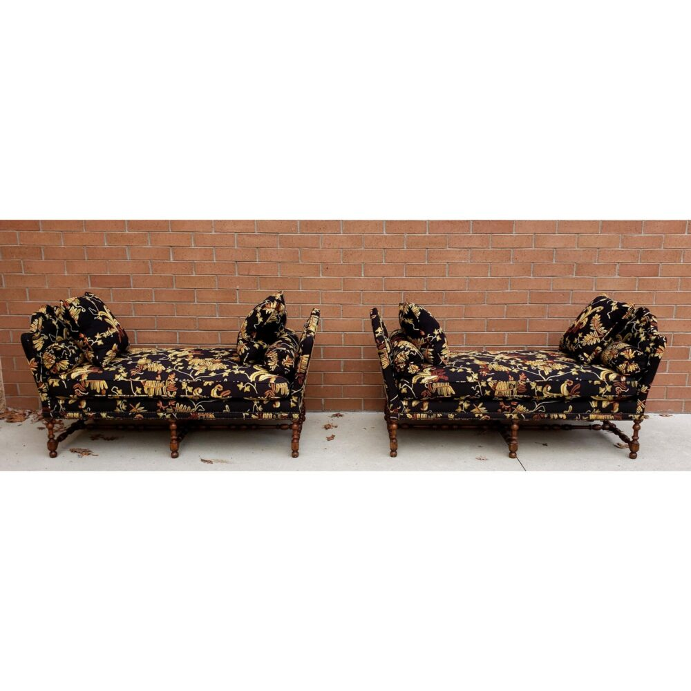 english-traditional-embroidered-upholstery-daybeds-a-pair-7264