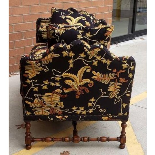 english-traditional-embroidered-upholstery-daybeds-a-pair-8366