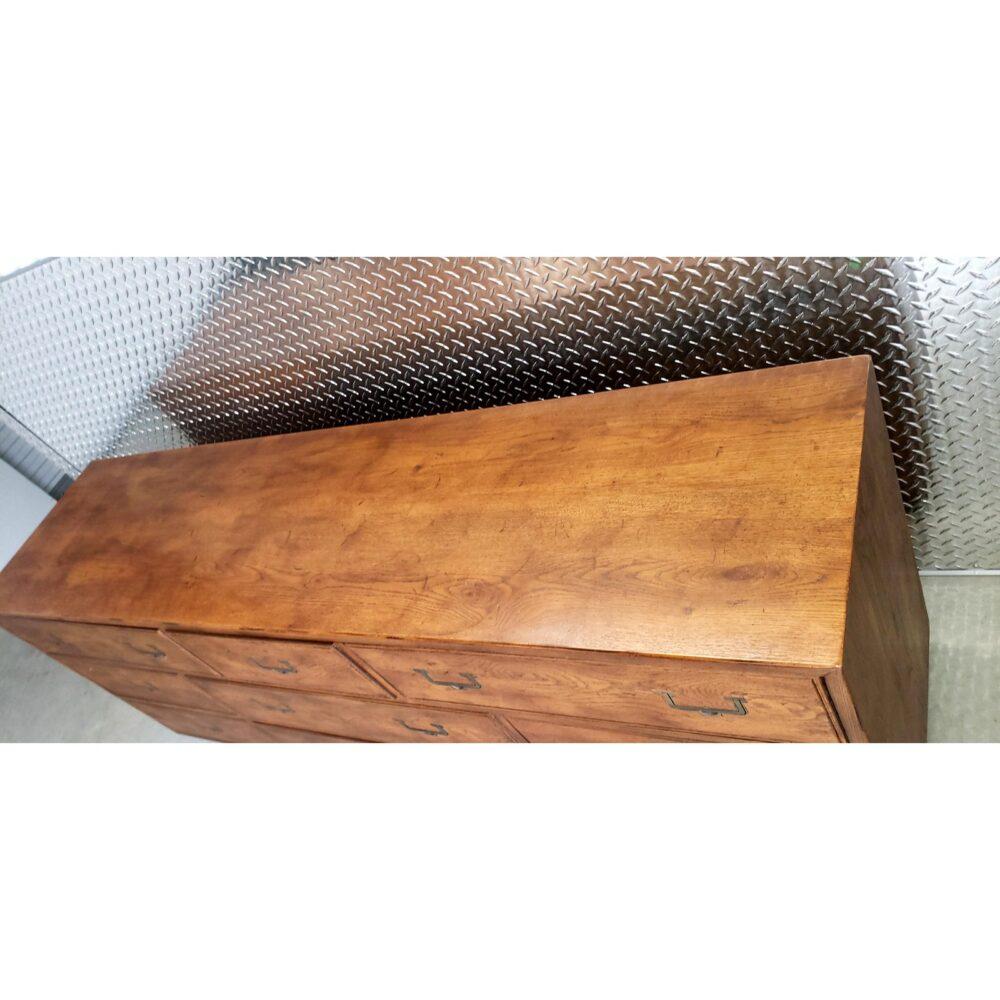 vintage-campaign-henredon-artefacts-collection-dresser-1115