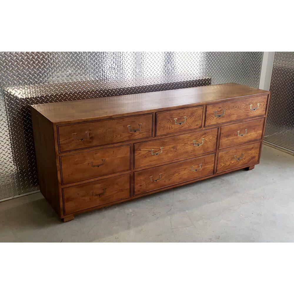 vintage-campaign-henredon-artefacts-collection-dresser-8843
